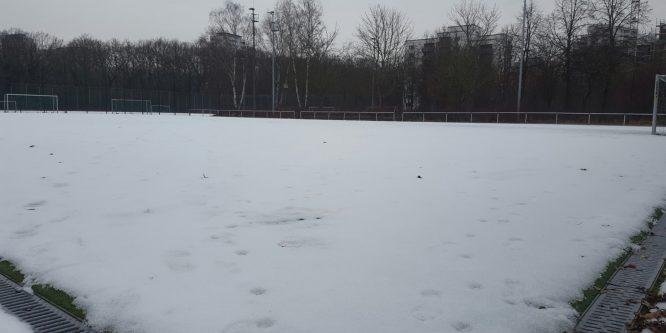 Heute Eishockeytraining