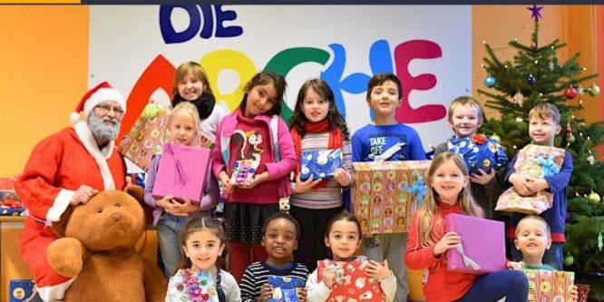 Hilfe für Kinder zu Weihnachten! Bitte lesen und teilen!